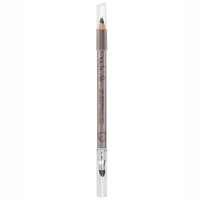 Lápis de Olho Total Black Longa Duração Vult - Lápis de Olho 1g