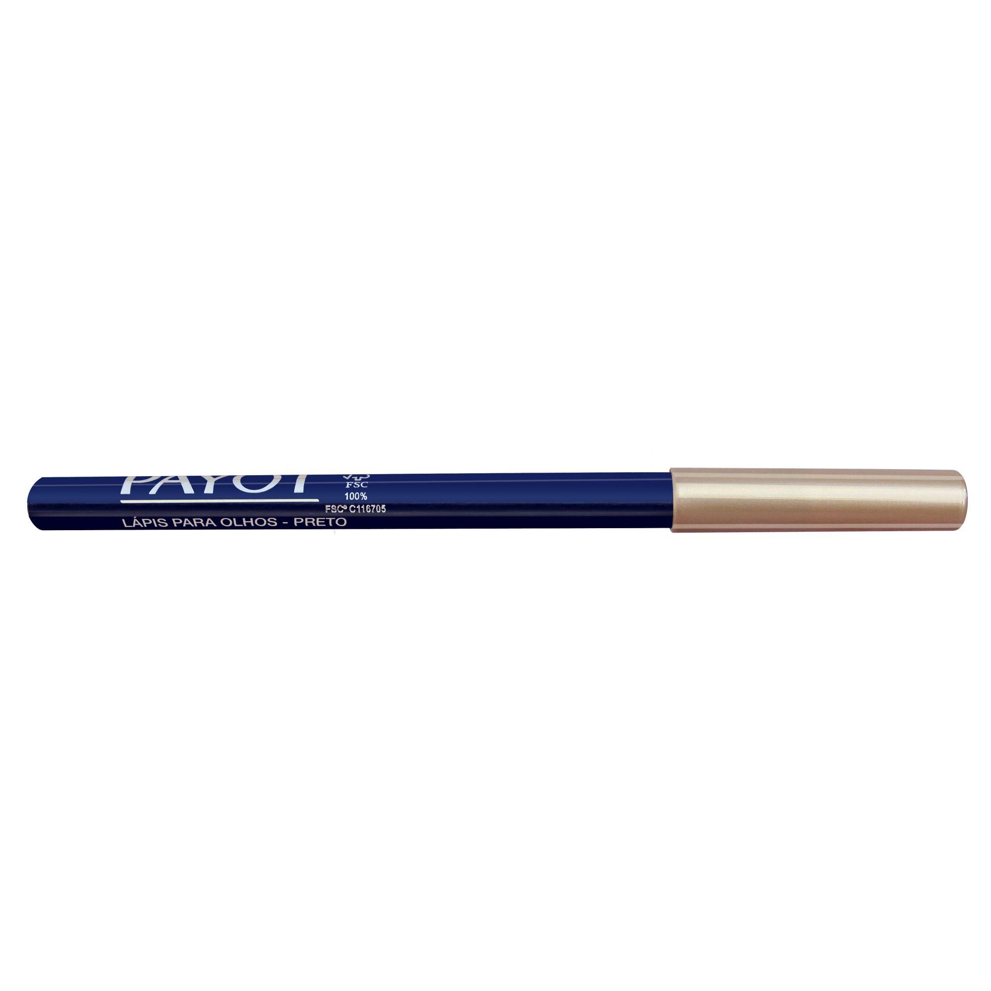 Lápis para os Olhos Payot Preto - Lápis para os Olhos 1,2g