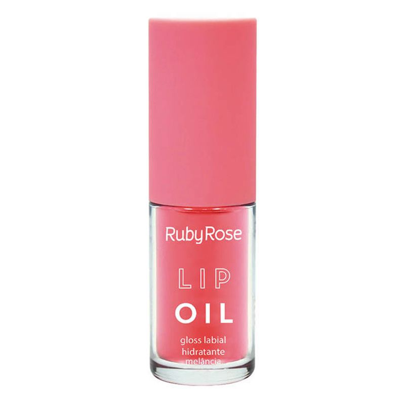 Lip Oil Ruby Rose - Gloss Labia Hidratante 3,8ml