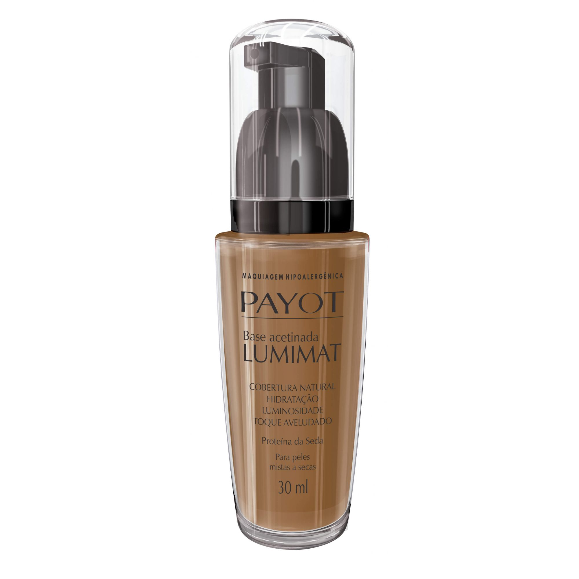 Luminant Base Líquida Payot Cannelle - Base Líquida Acetinada 30ml