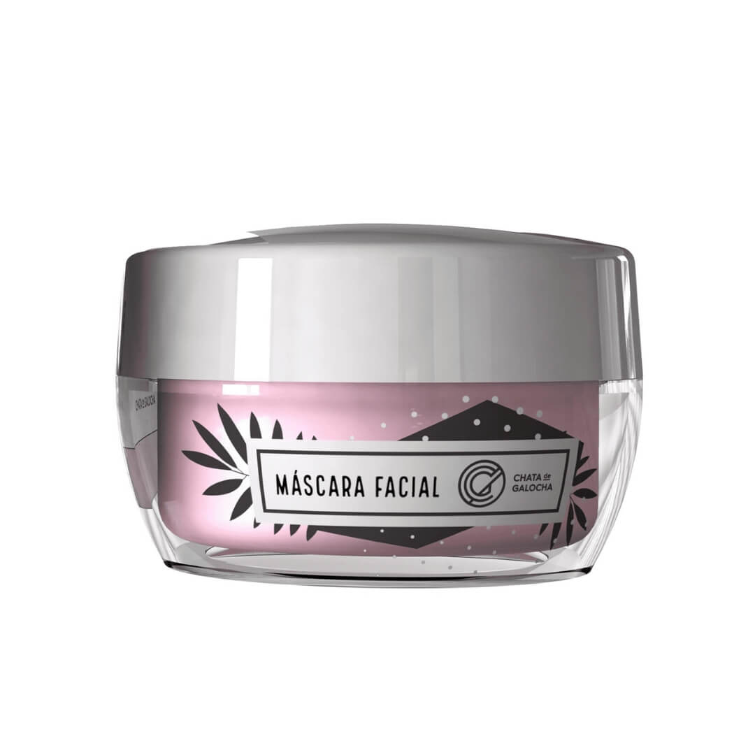 Máscara Facial Lifting e Firmadora - Chata de Galocha 40g