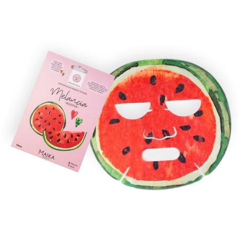 Máscara Facial Melancia Booster - Maika Beauty 1un