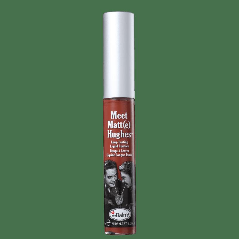 Meet Matt(e) Hughes The Balm Trustworthy - Batom Líquido 7,4ml