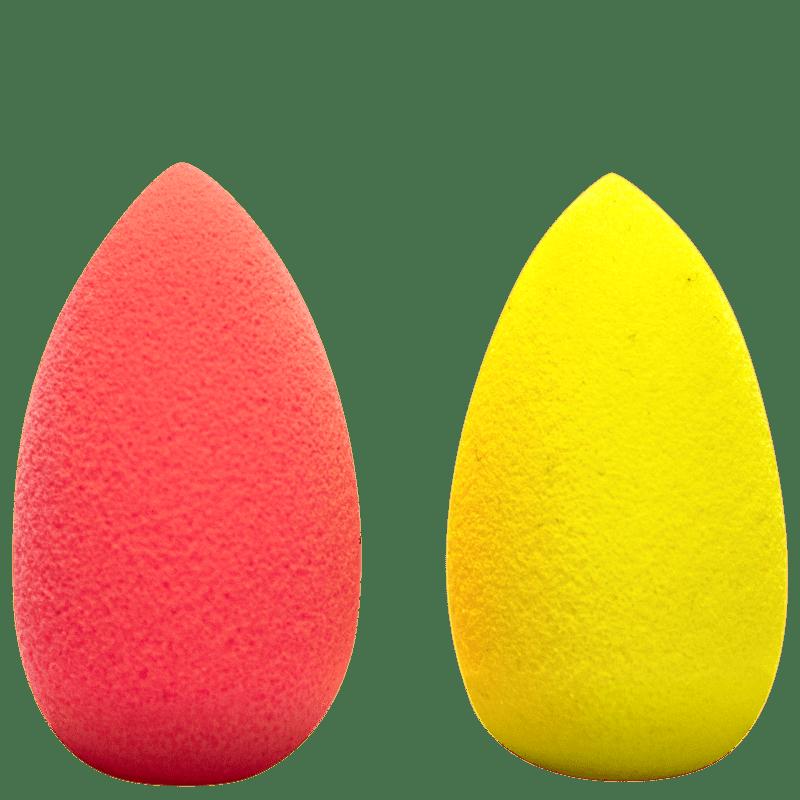 Microdrop Blend Océane - Esponja para Maquiagem (2 unidades)