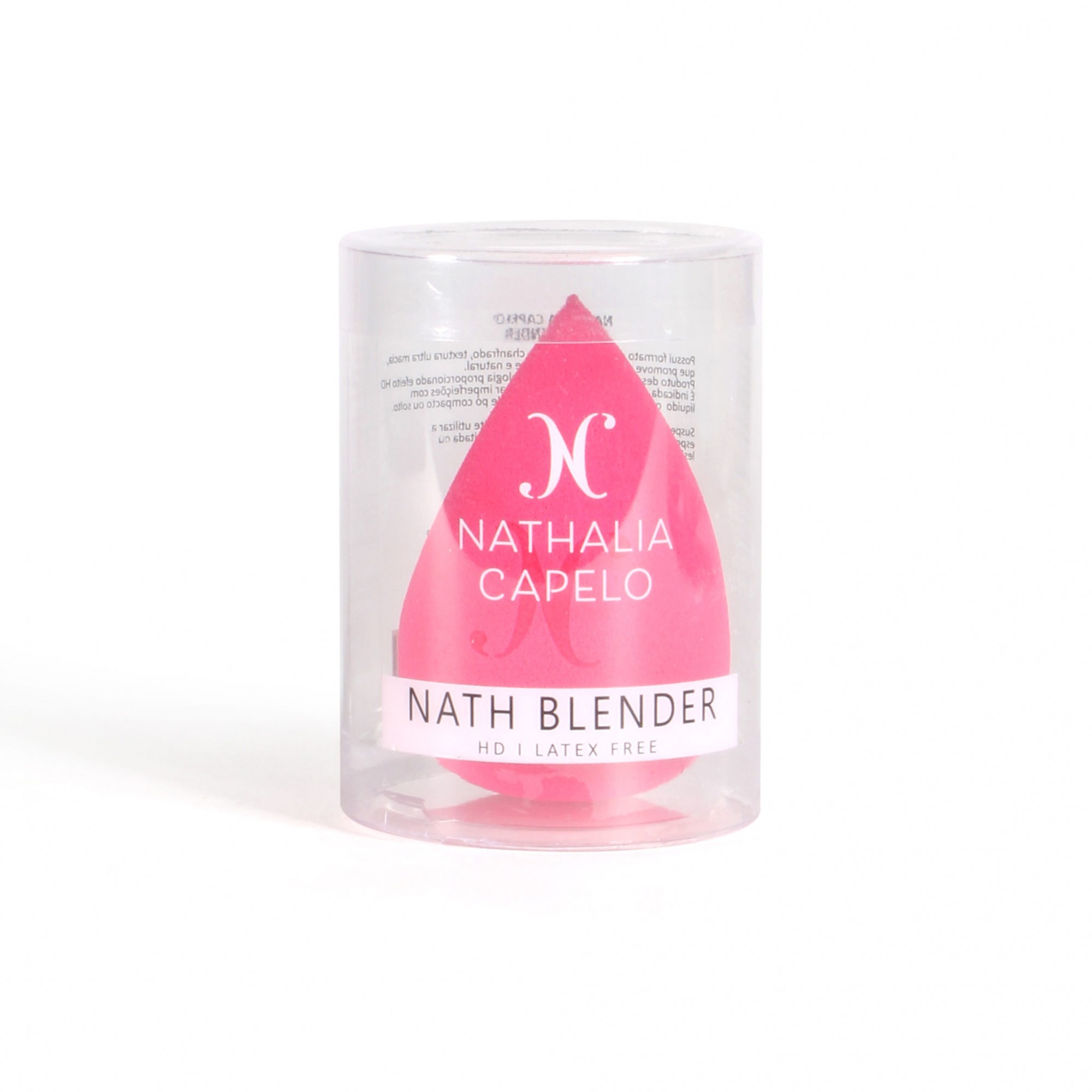Nath Blender - Nathalia Capelo Esponja de Maquiagem