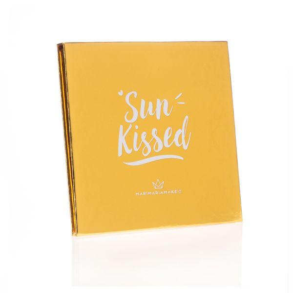 Paleta de Blush e Contorno Sun Kissed - Mari Maria 28g