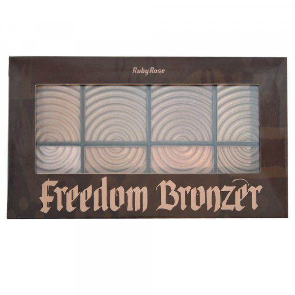 Paleta de Bronzeador Freedom Bronzer - Ruby Rose