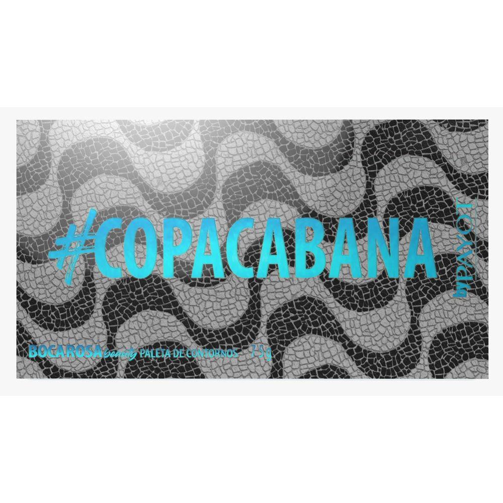 Paleta de Contorno Copacabana - Boca Rosa Beauty 7,5g