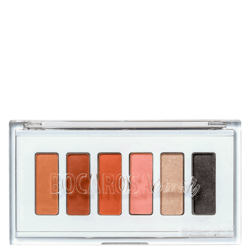 Paleta de Sombras Bem Basiquinha - Boca Rosa Beauty 6g