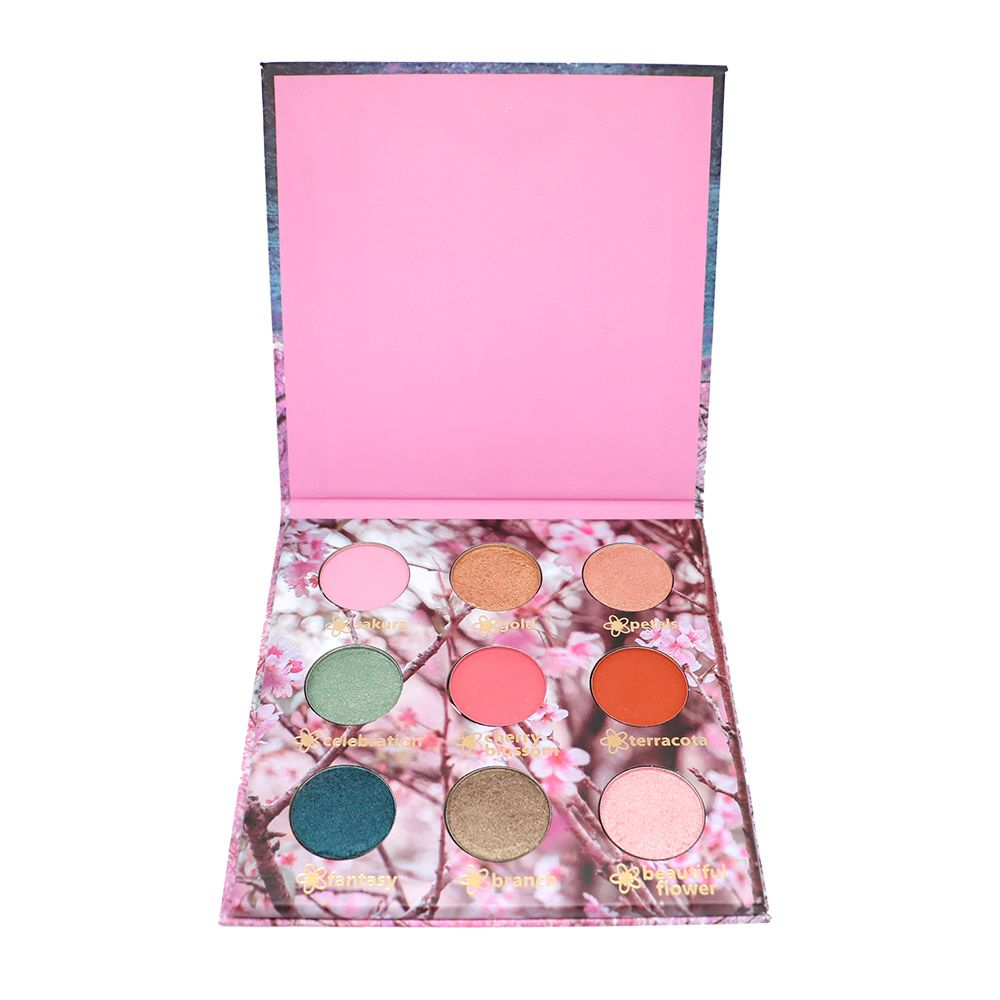 Paleta de Sombras Cherry Blossom - Maika Beauty 11,7g