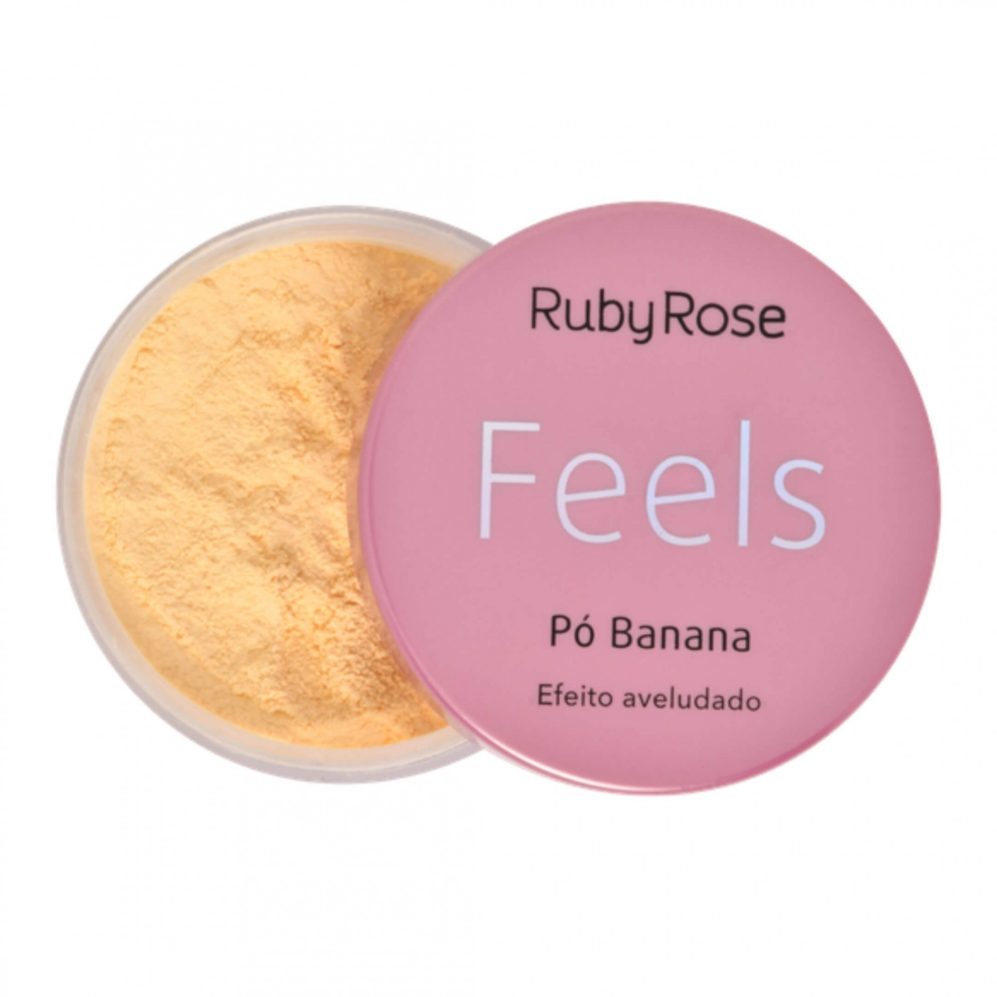 Pó Banana Feels Ruby Rose - 8,5g