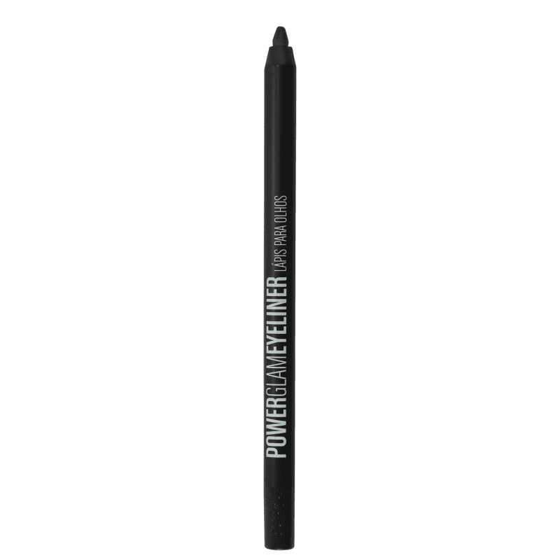 Power Glam Eyeliner Océane Black Midnight - Lápis de Olho