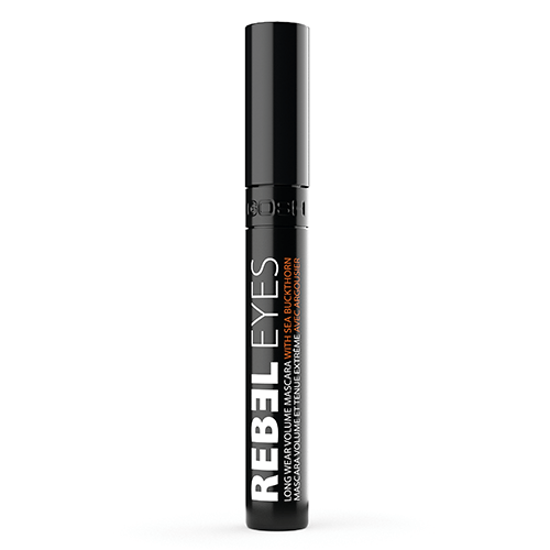 Rebel Eyes GOSH Black - Máscara para Cílios 10ml