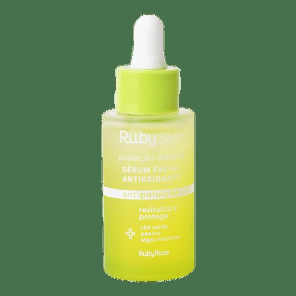 Sérum Facial Antioxidante Proteção Urbana Ruby Skin - Ruby Rose 30ml
