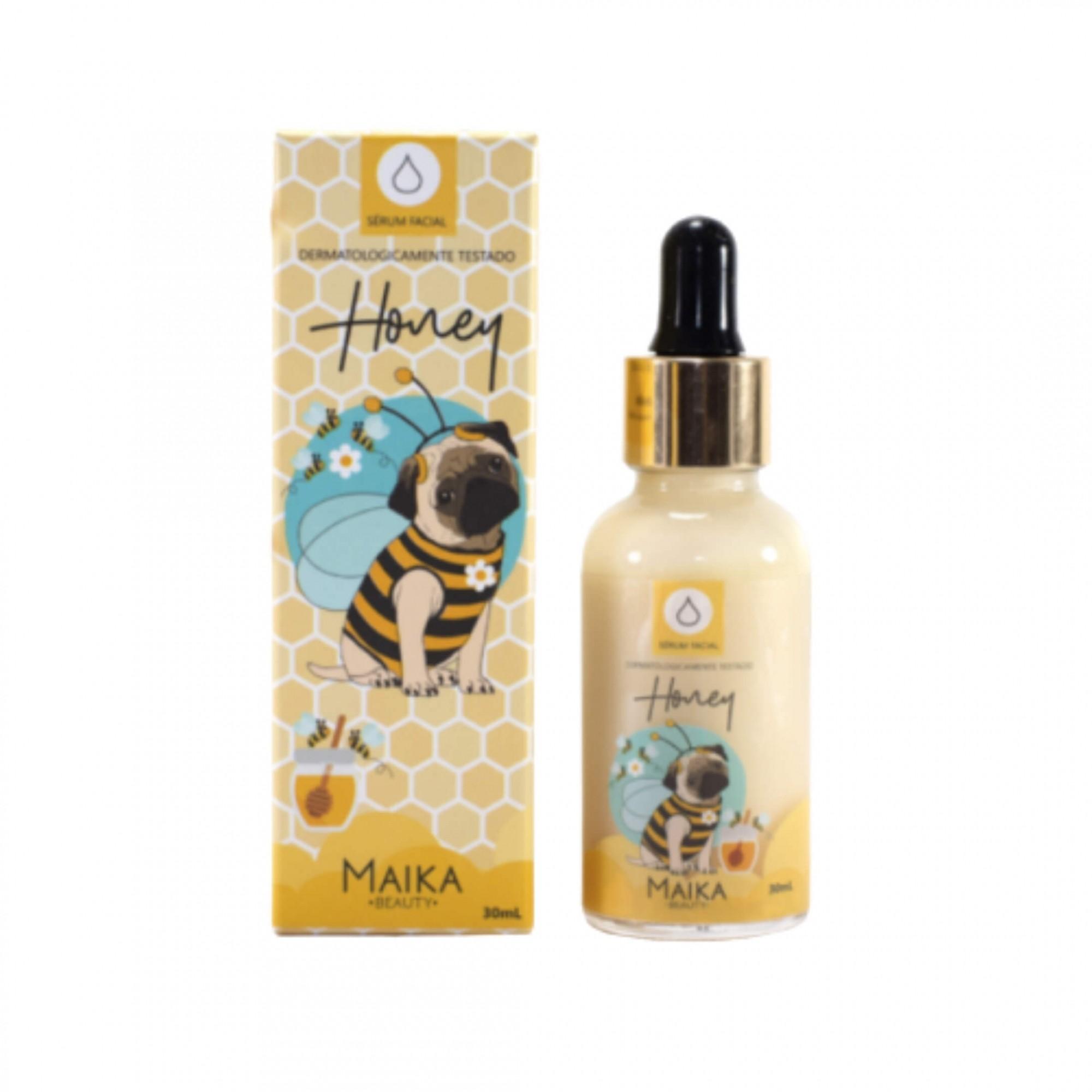 Sérum Facial Honey - Maika Beauty 30ml