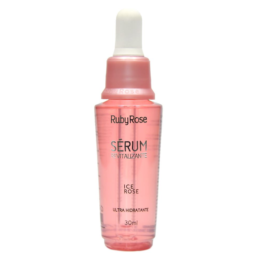 Sérum Revitalizante Ultra Hidratante Ice Rose - Ruby Rose 30ml