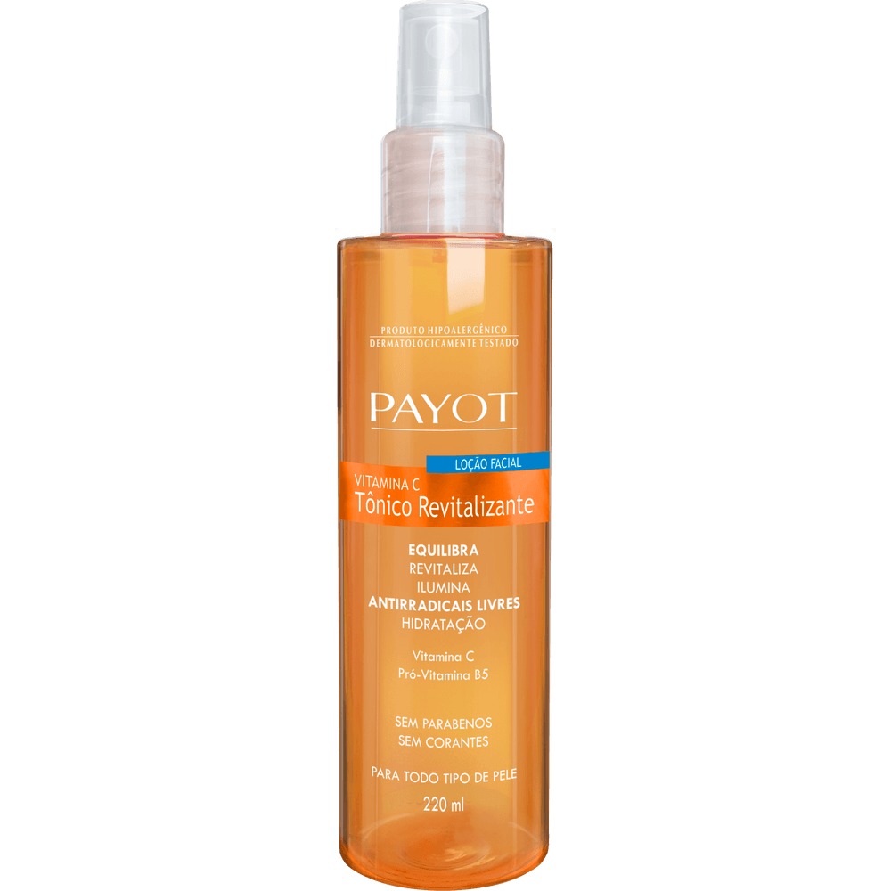Tonico Revitalizante Vitamina C - Payot 220ml