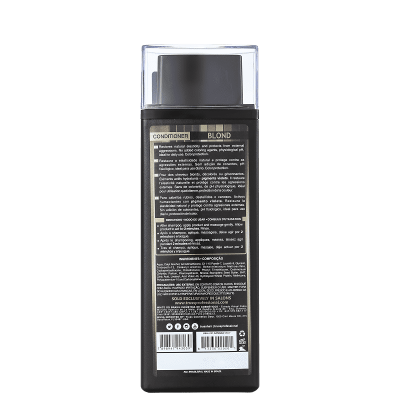 Truss Blond - Condicionador 300ml