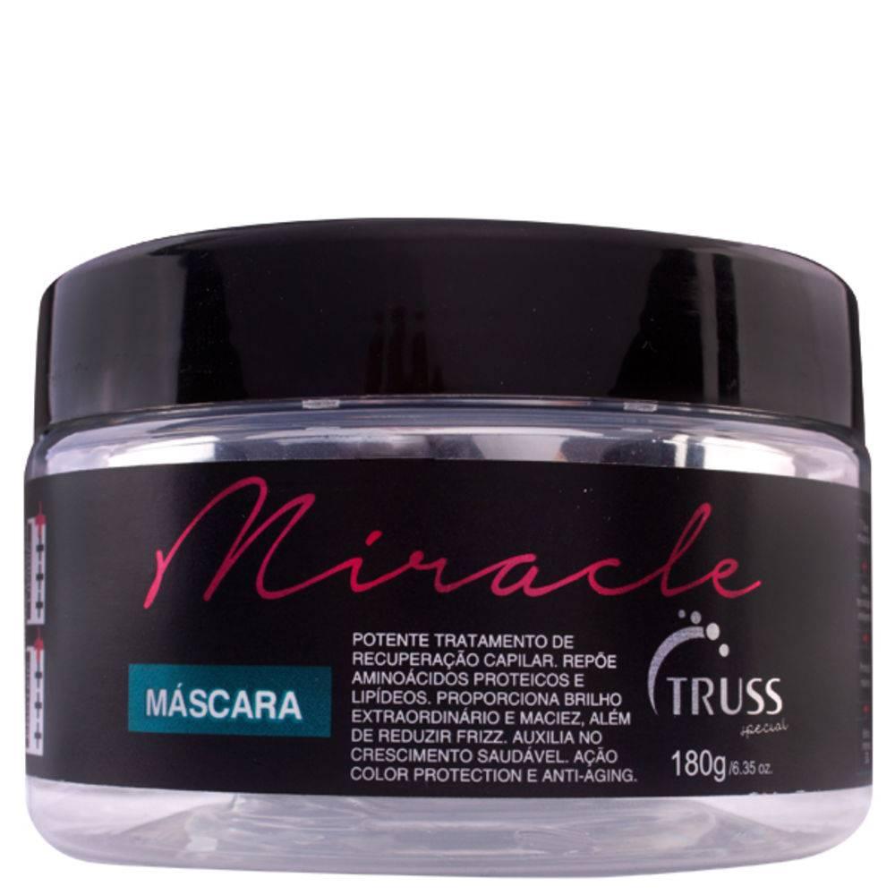 Truss Miracle Mask - Máscara Capilar 180g