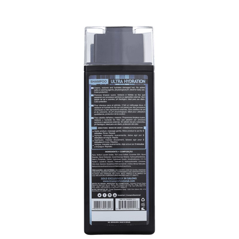 Truss Ultra Hydration - Shampoo 300ml
