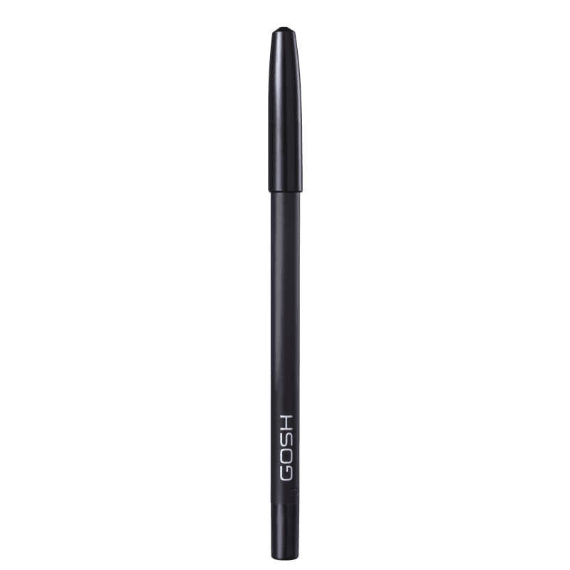 Velvet Touch Eye Pencil GOSH Black Ink - Lápis de Olho 1,2g