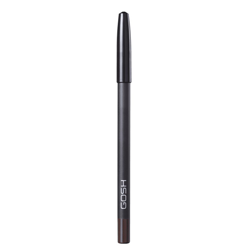 Velvet Touch Eye Pencil GOSH Truly Brown - Lápis de Olho 1,2g