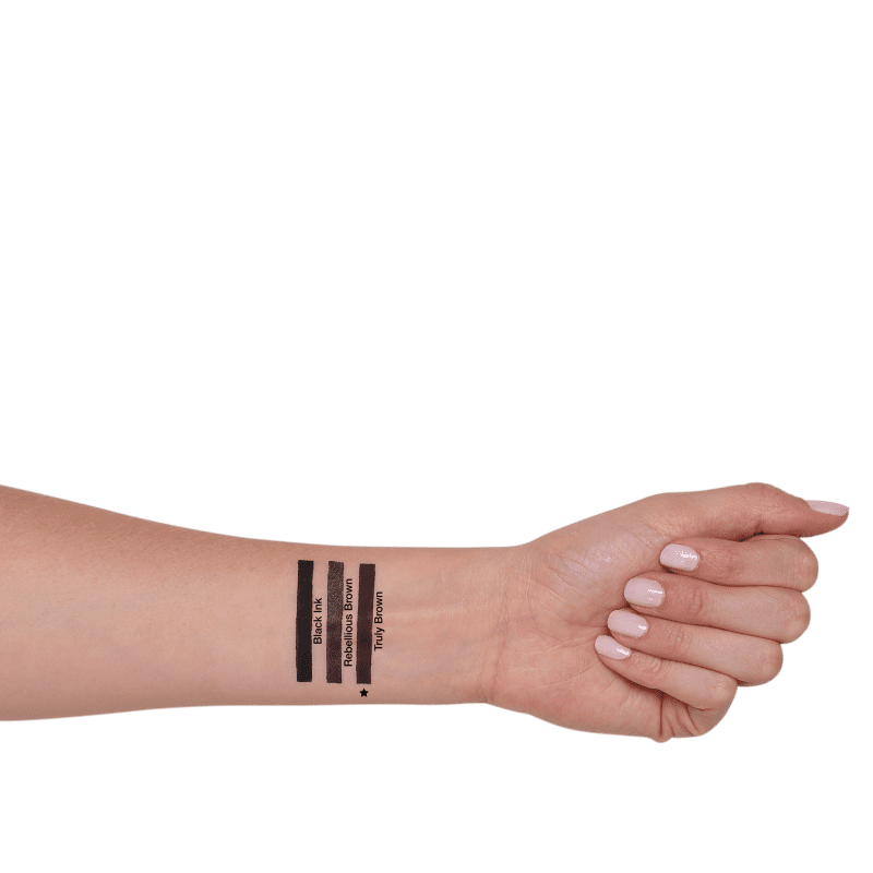 Velvet Touch Eye Pencil GOSH Truly Brown - Lápis de Olho 1,2g