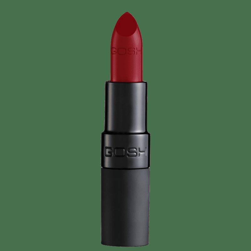 Velvet Touch Lipstick GOSH 170 Night Kiss - Batom Cremoso 4g