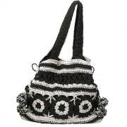 Bolsa Aguia Crochet