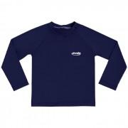 Camiseta Everly Bebê Proteção UV50+ Marinho