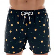 Shorts Mash Curto Estampado Mini Frutas