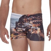 Sunga New Beach Boxer Localizada