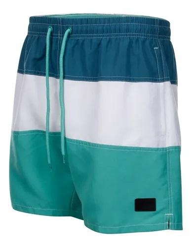 Bermuda Speedo Stripes