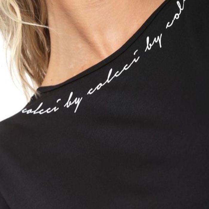 Camiseta Estampada Colcci Fitness