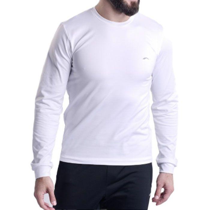Camiseta Térmica gola redonda