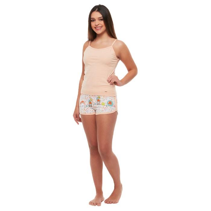 Homewear Sonhart Alça e Short