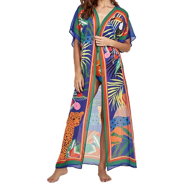 Kimono New Beach Musseline Localizado