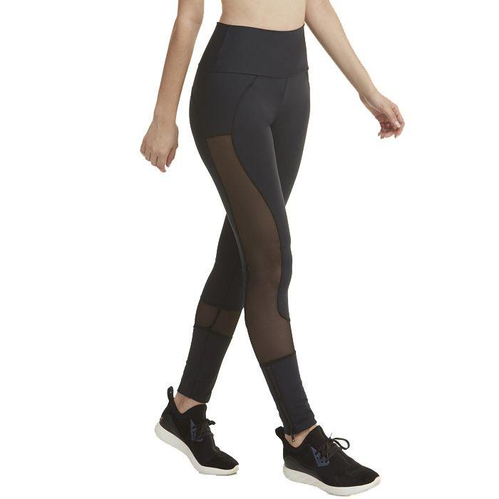 Legging Alto Giro Athletic com Tule