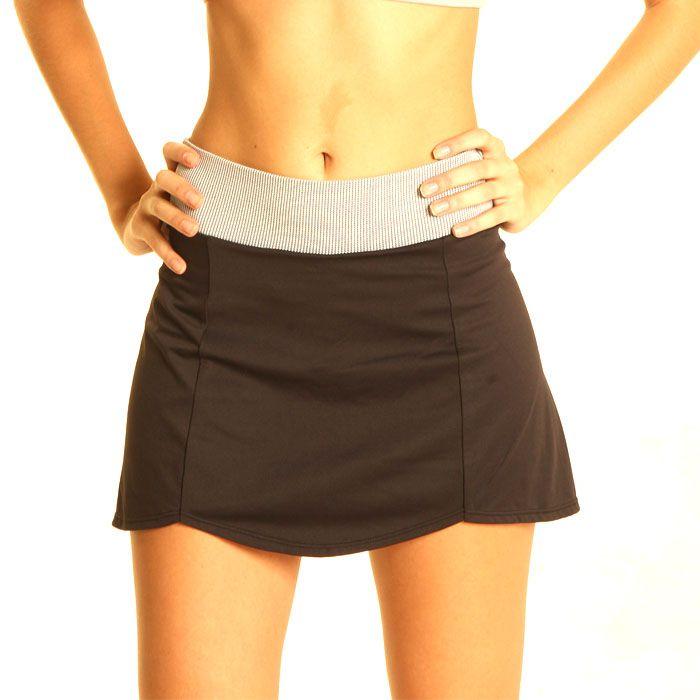 8906f34e5 Short-Saia Feminino Colcci Fitness - Cancun Biquínis   Biquíni, Maiô ...