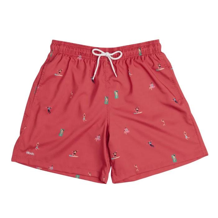Shorts Mash Estampado Fun