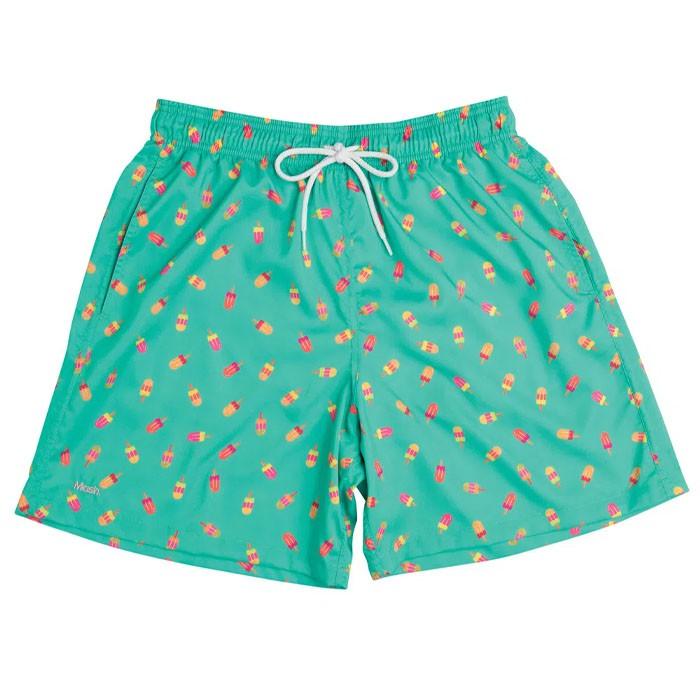 Shorts Mash Estampado Picolé