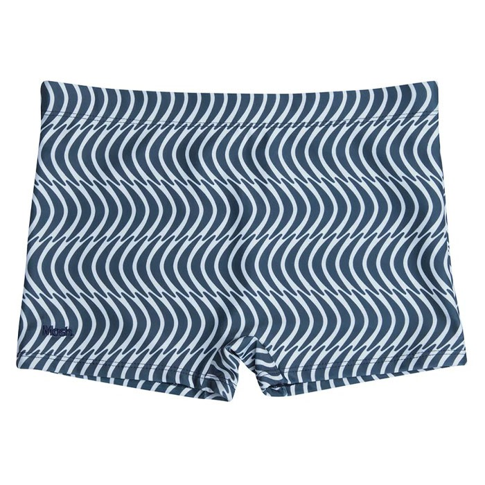 Sunga Mash Boxer Estampada Waves