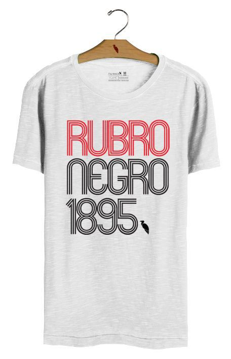 T•Shirt 1895 - Branca