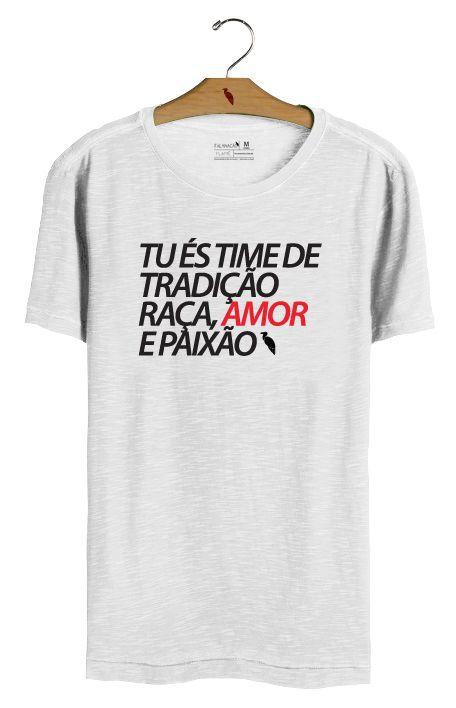 T•Shirt Tradição - Branca