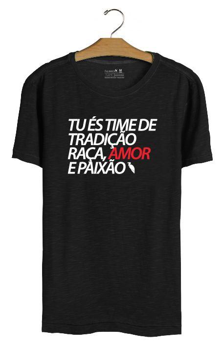 T•Shirt Tradição - Preta