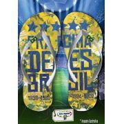 Kit com 12 pares  Brasil 05