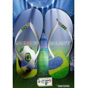 Kit com 12 pares  Brasil 07