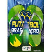 Kit com 12 pares  Brasil 11