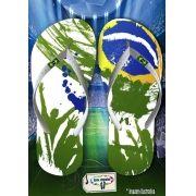 Kit com 12 pares de chinelos atacado para revenda Brasil 06