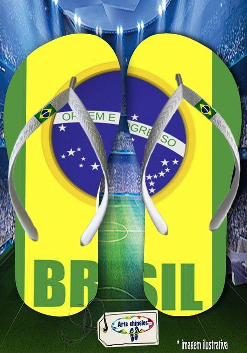 Kit com 12 pares de chinelos atacado para revenda Brasil 01